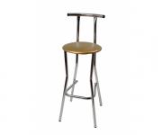 Барный стул Турин (гальваника)