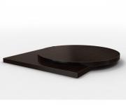 Столешницы МДФ 25 мм с пластиком HPL (толщина 25 мм)