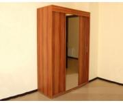 Шкаф купе 3-х створчатый для одежды