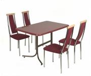 Стол c прямоугольной столешницей С-700