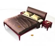 Кровать Винтаж двухместная