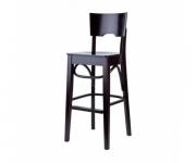 Барный деревянный стул BST-9456