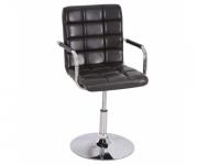 Барный стул Kruger US-192 черный