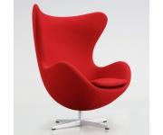 Кресло Egg swan A219 red