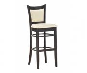 Барный стул деревянный 9191
