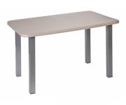 Стол Статус Квадро (прямоугольная столешница)
