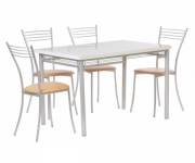 Обеденная группа - стол Декор 3 и стулья Нео