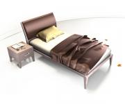 Кровать Винтаж одноместная