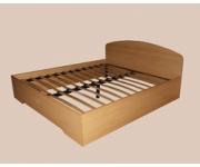 Кровать двуспальная (с ортопедическим основанием)