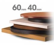 Столешницы ДСП с пластиком HPL (толщина 60 мм)