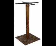 Подстолье Бамбук Кокосовая мозаика (основание 9мм, 360*360мм)
