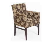 Деревянное кресло Фин 02