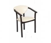 Деревянное кресло Алексис