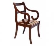 Кресло деревянное 4870А