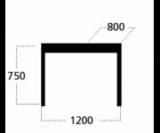 Стол Персей (прямоугольный)