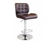 Барный стул US-318 коричневый