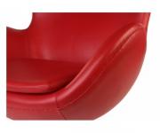 Кресло Egg swan A219 Red PU