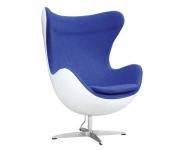 Кресло дизайнерское Egg Swan в ассортименте