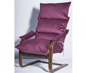 """Кресло """"МАЛИБУ"""" венге Eclipse 23-Violet"""
