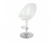 Барный стул пластиковый белый Riz 1003