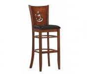 Барный стул деревянный 9131