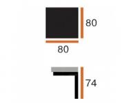 Стол Боргезе (80х80) - 60, 64, 70
