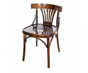 Стул деревянный «Венеция» с жестким сиденьем