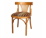 Стул деревянный «Мейджик» с мягким сиденьем